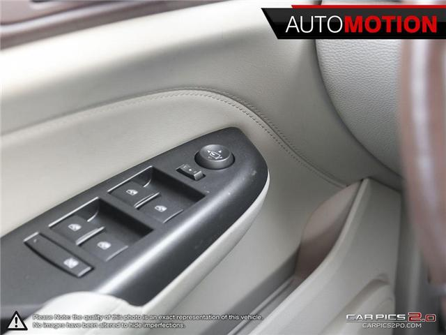 2012 Cadillac SRX Luxury Collection (Stk: 19_08) in Chatham - Image 16 of 26