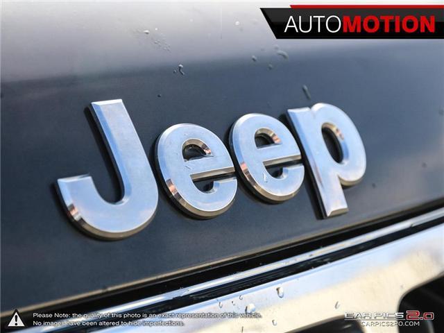 2011 Jeep Grand Cherokee Laredo (Stk: 18_1336) in Chatham - Image 9 of 27