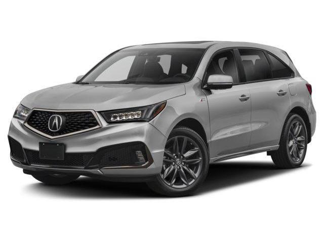 2019 Acura MDX A-Spec (Stk: K803154) in Brampton - Image 1 of 9