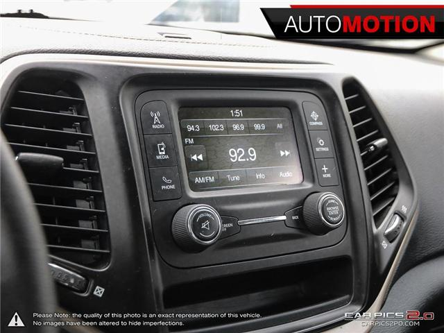 2014 Jeep Cherokee Sport (Stk: 18_1332) in Chatham - Image 20 of 27