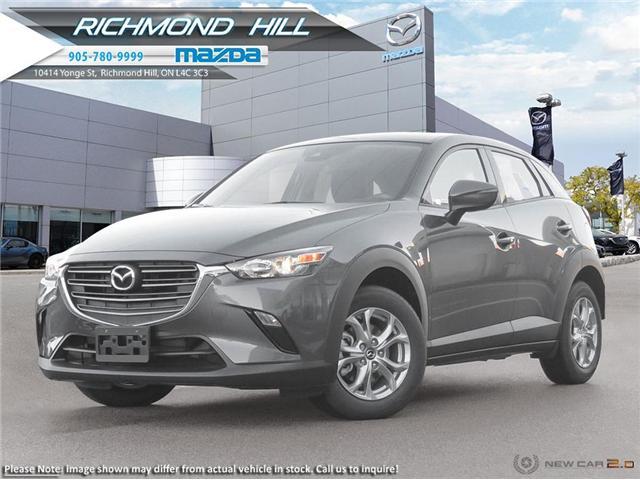 2019 Mazda CX-3 GS (Stk: 19-113) in Richmond Hill - Image 1 of 23