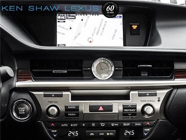 2016 Lexus ES 350 Base (Stk: 15836A) in Toronto - Image 12 of 20