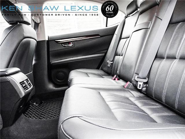 2016 Lexus ES 350 Base (Stk: 15836A) in Toronto - Image 13 of 20
