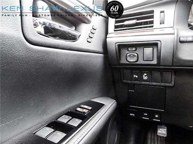 2016 Lexus ES 350 Base (Stk: 15836A) in Toronto - Image 18 of 20