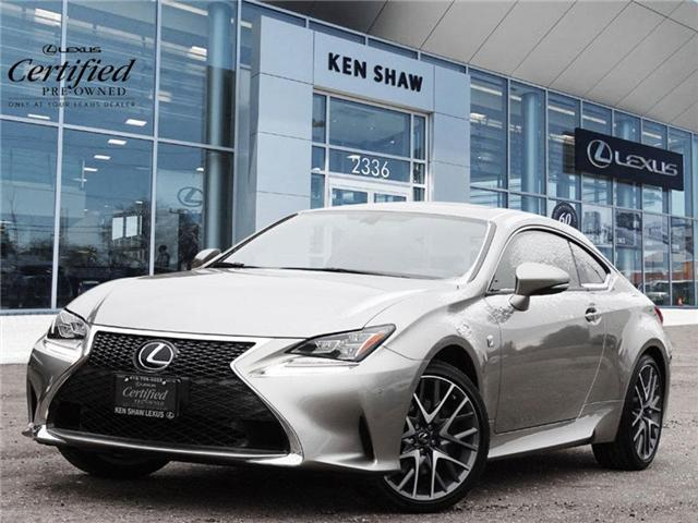 2017 Lexus RC 350 Base (Stk: 15840A) in Toronto - Image 1 of 20