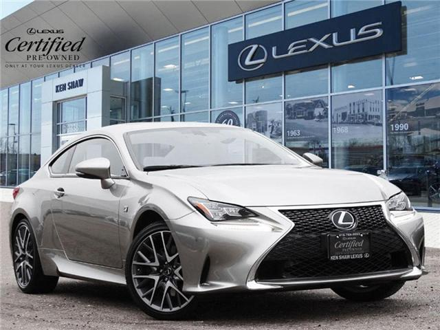 2017 Lexus RC 350 Base (Stk: 15840A) in Toronto - Image 3 of 20