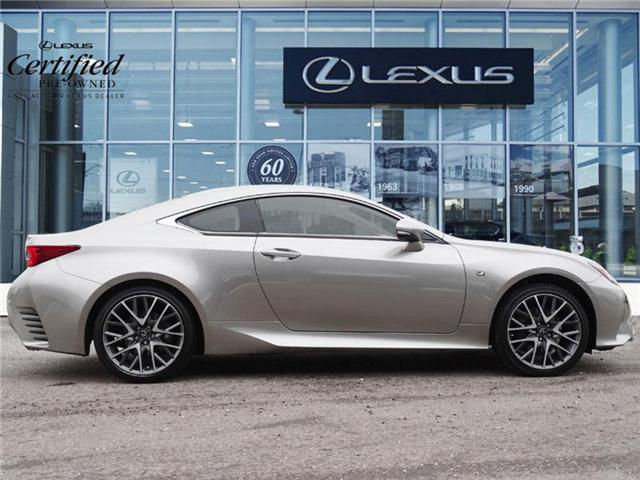 2017 Lexus RC 350 Base (Stk: 15840A) in Toronto - Image 4 of 20