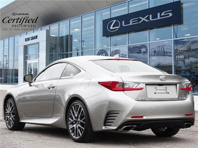 2017 Lexus RC 350 Base (Stk: 15840A) in Toronto - Image 7 of 20