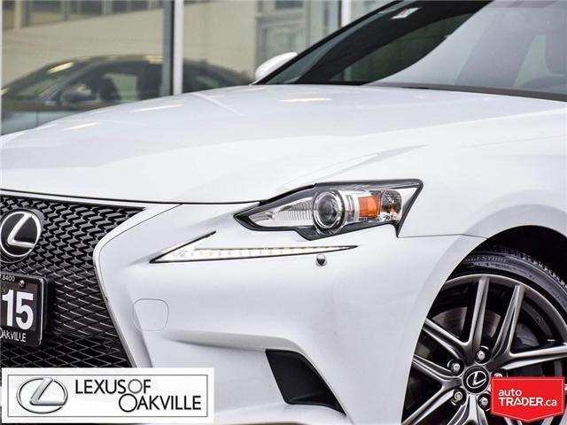 2015 Lexus IS 350 Base (Stk: UC7618) in Oakville - Image 2 of 20