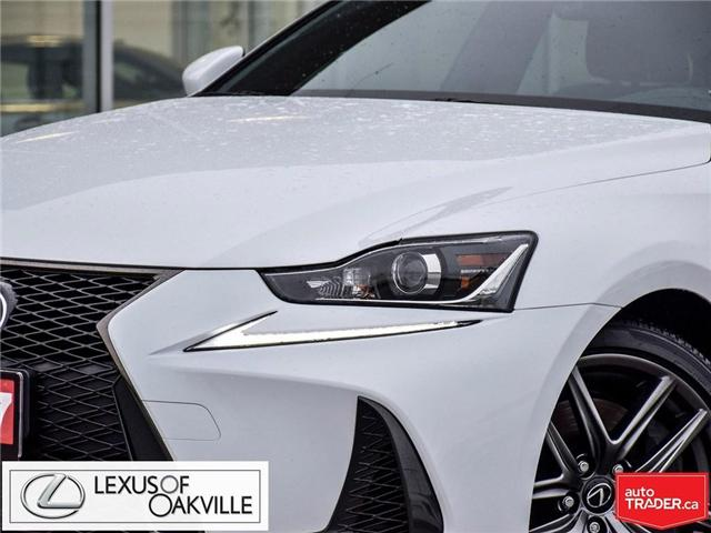 2017 Lexus IS 300 Base (Stk: UC7610) in Oakville - Image 2 of 21