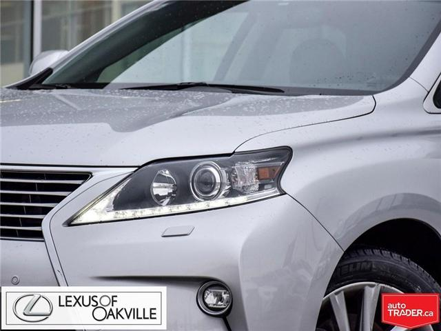 2015 Lexus RX 350 Sportdesign (Stk: 19375a) in Oakville - Image 2 of 23