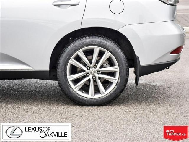 2015 Lexus RX 350 Sportdesign (Stk: 19375a) in Oakville - Image 5 of 23