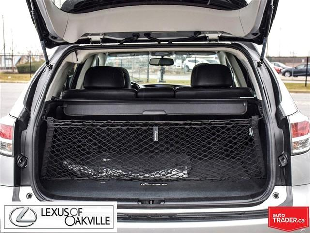 2015 Lexus RX 350 Sportdesign (Stk: 19375a) in Oakville - Image 10 of 23