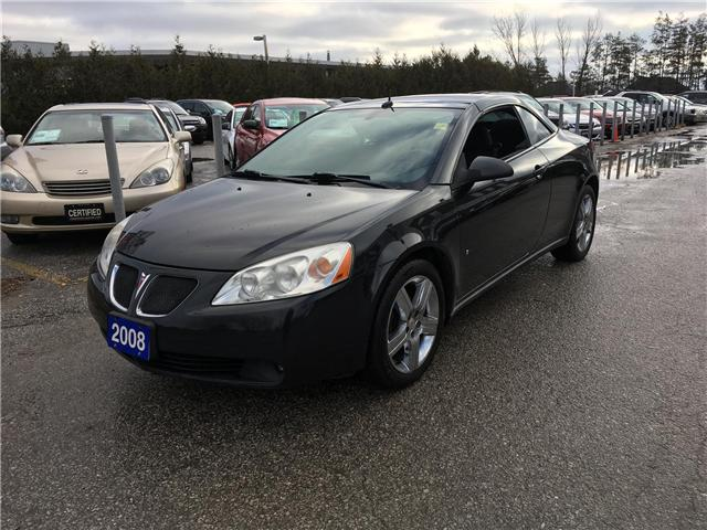 2008 Pontiac G6 GT Convertible (Stk: P3608) in Newmarket - Image 1 of 16