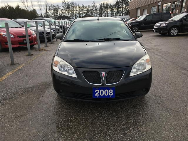 2008 Pontiac G6 GT Convertible (Stk: P3608) in Newmarket - Image 2 of 16