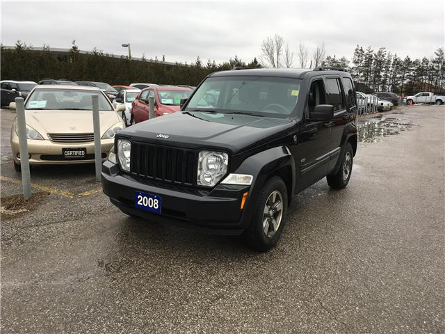 2008 Jeep Liberty Sport 4WD (Stk: P3631) in Newmarket - Image 1 of 16