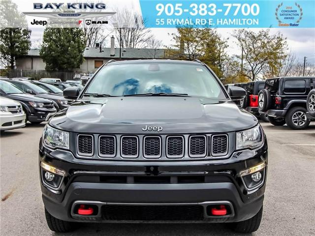 2017 Jeep Compass Trailhawk (Stk: 6656) in Hamilton - Image 2 of 21