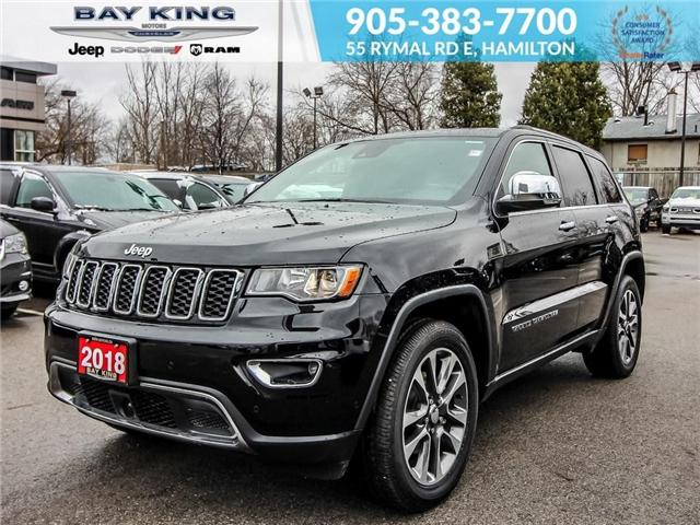 2018 Jeep Grand Cherokee Limited (Stk: 6679) in Hamilton - Image 1 of 24