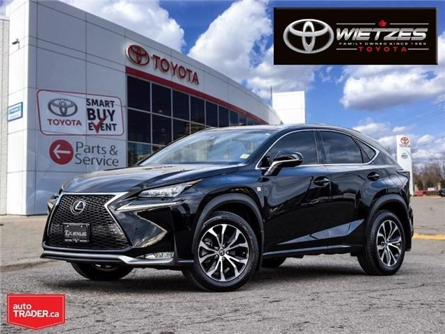 2017 Lexus NX 200t Base (Stk: U2213) in Vaughan - Image 1 of 24