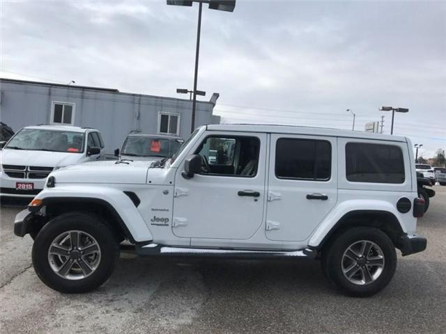 2018 Jeep Wrangler Unlimited Sahara (Stk: W18571) in Newmarket - Image 2 of 19