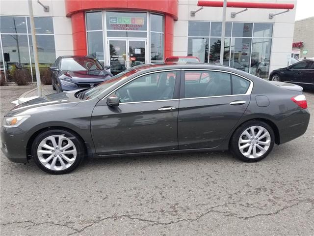 2013 Honda Accord Touring (Stk: K1209A) in Georgetown - Image 2 of 7