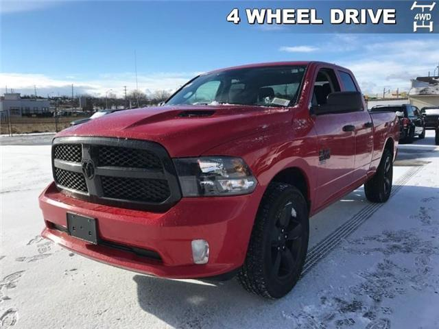 2019 RAM 1500 Classic ST (Stk: T18540) in Newmarket - Image 1 of 18
