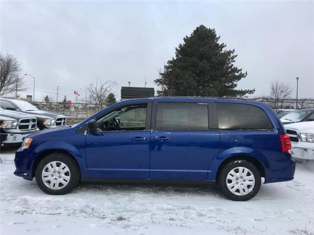 2019 Dodge Grand Caravan CVP/SXT (Stk: Y18624) in Newmarket - Image 2 of 20