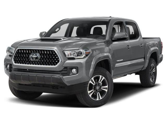 2019 Toyota Tacoma TRD Sport (Stk: 78568) in Toronto - Image 1 of 9