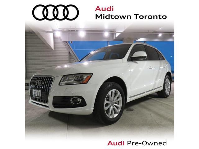 2013 Audi Q5 3.0T Premium Plus (Stk: P7110) in Toronto - Image 1 of 26
