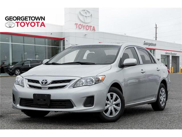2013 Toyota Corolla  (Stk: 13-14627) in Georgetown - Image 1 of 18