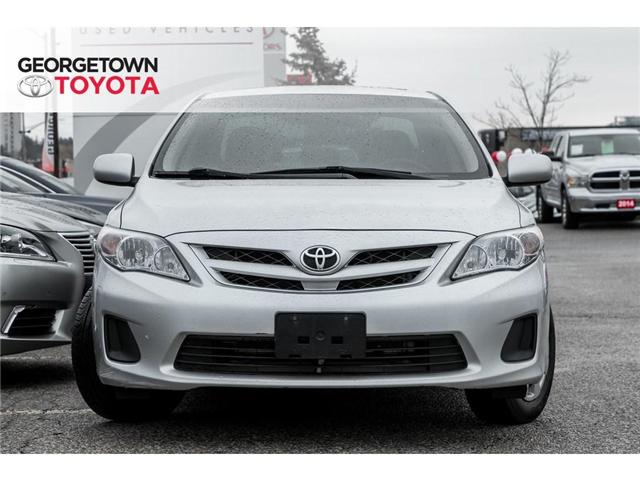 2013 Toyota Corolla  (Stk: 13-14627) in Georgetown - Image 2 of 18