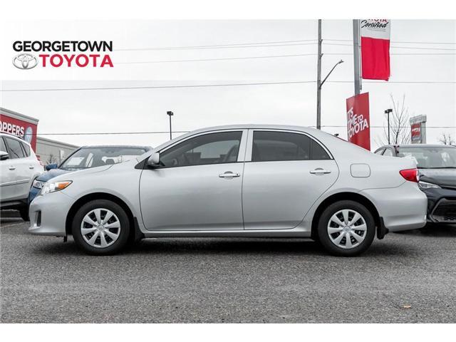 2013 Toyota Corolla  (Stk: 13-14627) in Georgetown - Image 3 of 18