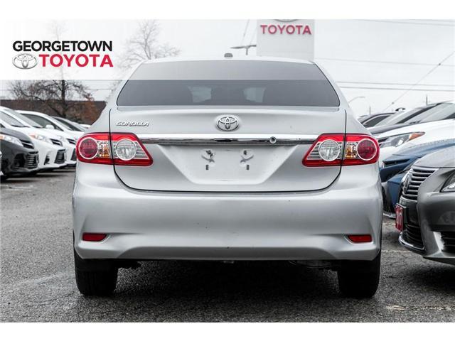 2013 Toyota Corolla  (Stk: 13-14627) in Georgetown - Image 6 of 18