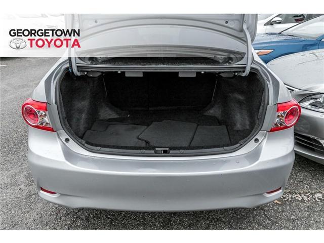 2013 Toyota Corolla  (Stk: 13-14627) in Georgetown - Image 7 of 18