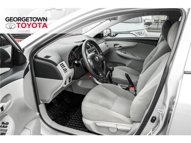 2013 Toyota Corolla  (Stk: 13-14627) in Georgetown - Image 8 of 18