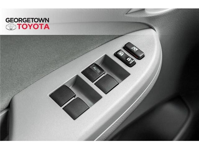 2013 Toyota Corolla  (Stk: 13-14627) in Georgetown - Image 11 of 18