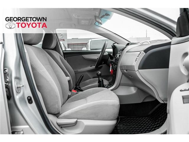 2013 Toyota Corolla  (Stk: 13-14627) in Georgetown - Image 15 of 18