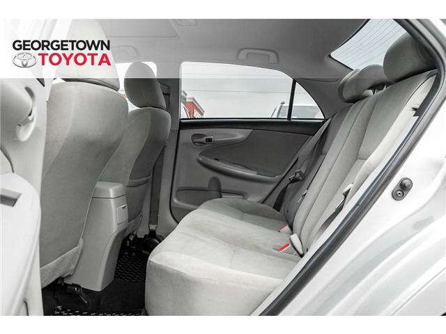 2013 Toyota Corolla  (Stk: 13-14627) in Georgetown - Image 16 of 18