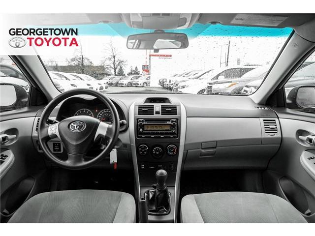 2013 Toyota Corolla  (Stk: 13-14627) in Georgetown - Image 17 of 18