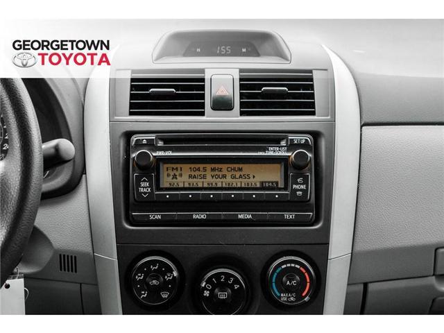 2013 Toyota Corolla  (Stk: 13-14627) in Georgetown - Image 18 of 18
