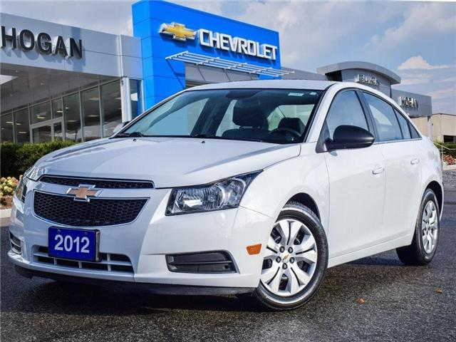 2012 Chevrolet Cruze LS (Stk: WN392235) in Scarborough - Image 1 of 24