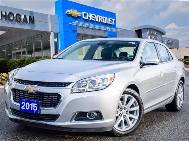 2015 Chevrolet Malibu 2LT (Stk: WN291442) in Scarborough - Image 1 of 28
