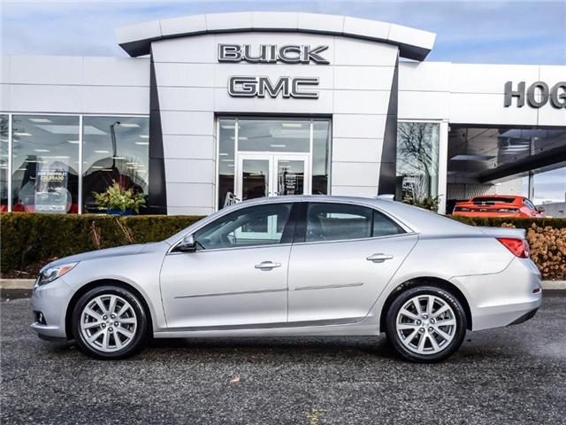 2015 Chevrolet Malibu 2LT (Stk: WN291442) in Scarborough - Image 2 of 28