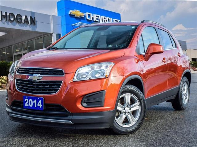 2014 Chevrolet Trax 1LT (Stk: W3170539) in Scarborough - Image 1 of 25