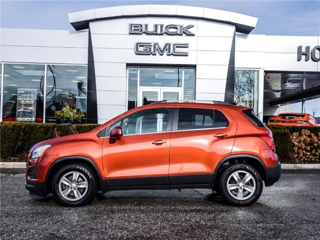 2014 Chevrolet Trax 1LT (Stk: W3170539) in Scarborough - Image 2 of 25