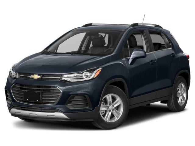 Used 2018 Chevrolet Trax LT  - Coquitlam - Eagle Ridge Chevrolet Buick GMC