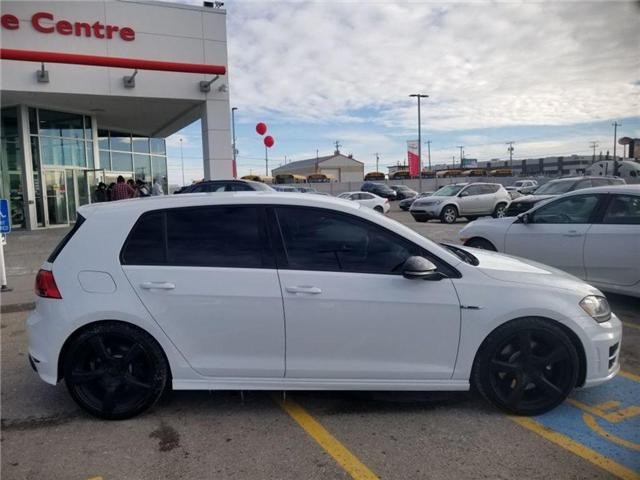 2016 Volkswagen Golf R 2.0 TSI (Stk: U184425) in Calgary - Image 2 of 28
