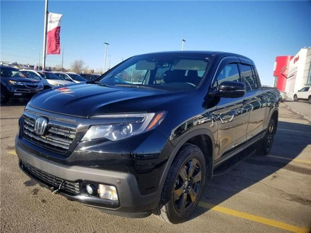 2017 Honda Ridgeline Black Edition (Stk: 6190306A) in Calgary - Image 4 of 30