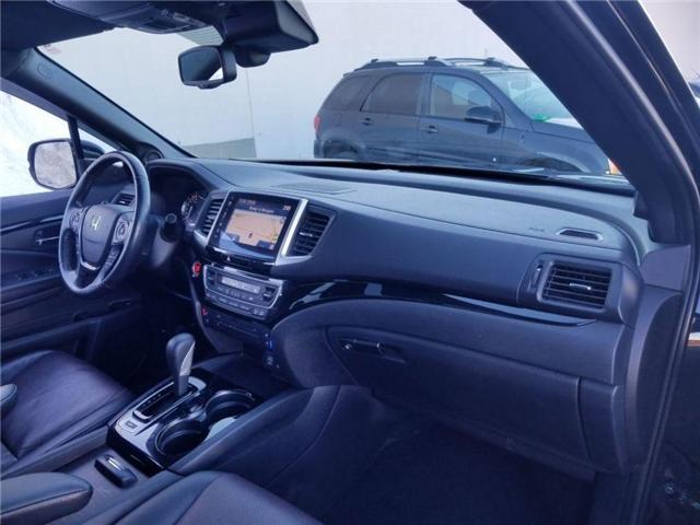 2017 Honda Ridgeline Black Edition (Stk: 6190306A) in Calgary - Image 21 of 30