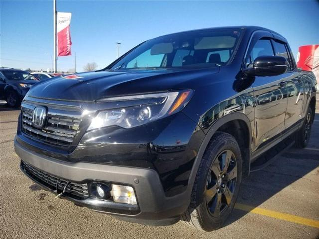 2017 Honda Ridgeline Black Edition (Stk: 6190306A) in Calgary - Image 29 of 30
